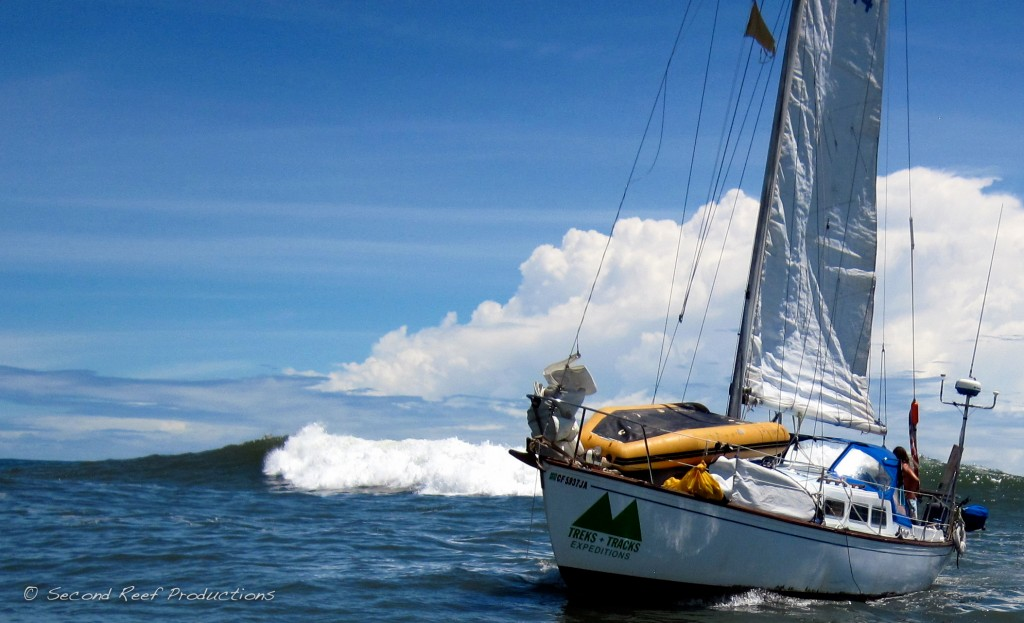 Sailing expedition updates from El Salvador